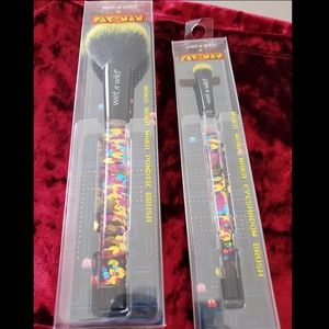 Pac-Man Confetti Limited Edition Makeup Brushes